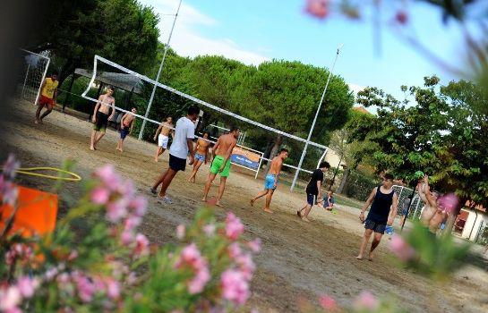 Villaggio Orizzonte-Piombino-Sporteinrichtungen