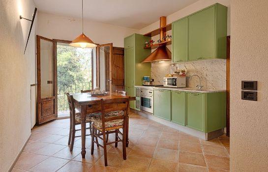 Donna Nobile-San Gimignano-Kitchen in room