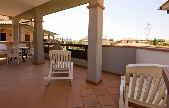 Follonica Apartments-Follonica-Terrasse