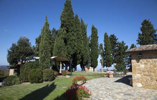 Montorio-Montepulciano-Garden