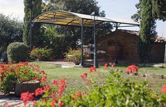 Montorio-Montepulciano-Garten