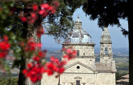 Montorio-Montepulciano-Umgebung
