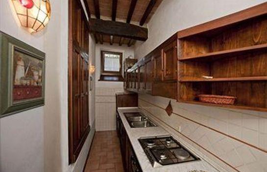 Montorio-Montepulciano-Kche im Zimmer