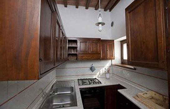 Montorio-Montepulciano-Kitchen in room