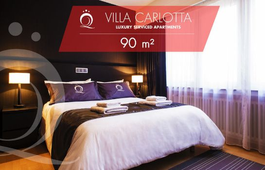 The Queen Luxury Apartments - Villa Carlotta