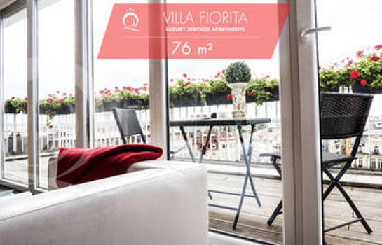 The Queen Luxury Apartments - Villa Fiorita