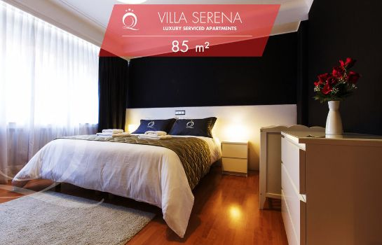The Queen Luxury Apartments - Villa Serena