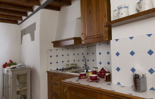 Accademia Residence-Prato-Kitchen in room