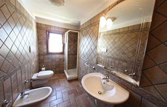 Agriturismo il Girasole-San Gimignano-Badezimmer