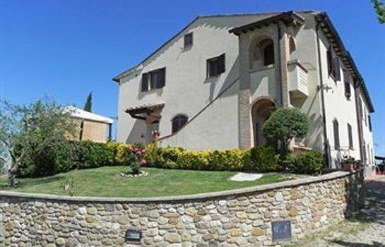 Agriturismo il Girasole-San Gimignano-Hotel outdoor area