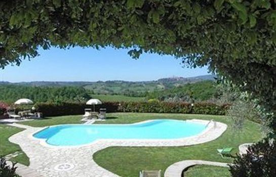 Agriturismo il Girasole-San Gimignano-Schwimmbad