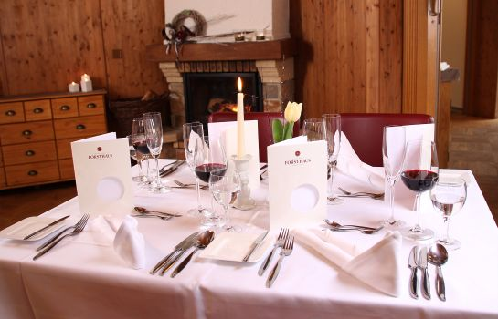 Reinsdorf: Forsthaus Marcus Otto Restaurant & Pension
