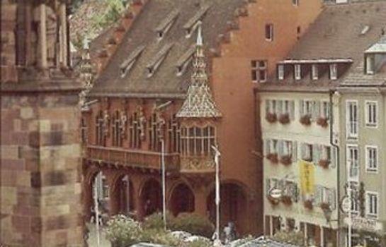 HOTEL OBERKIRCH-Freiburg im Breisgau-Aussenansicht