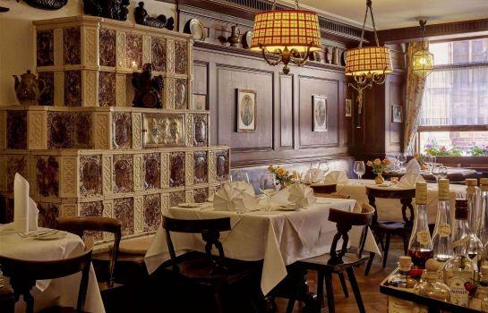 HOTEL OBERKIRCH-Freiburg im Breisgau-Restaurant
