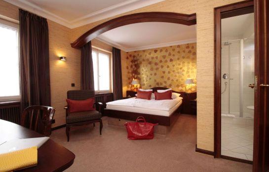 HOTEL OBERKIRCH-Freiburg im Breisgau-Standardzimmer