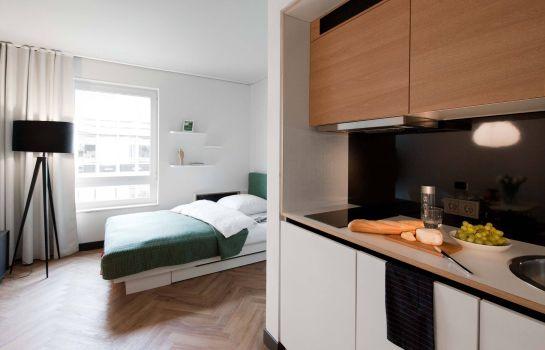 SMARTments business München Parkstadt Schwabing Room