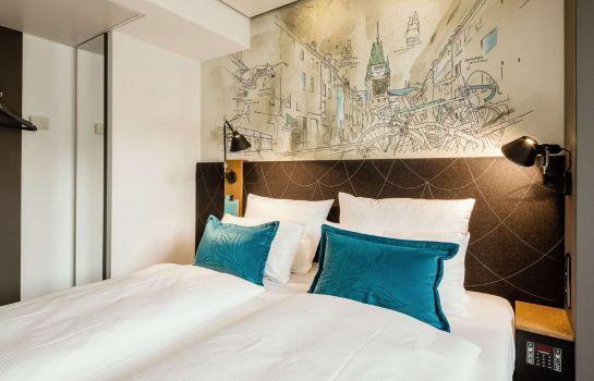 Motel One Freiburg-Freiburg im Breisgau-Single room standard