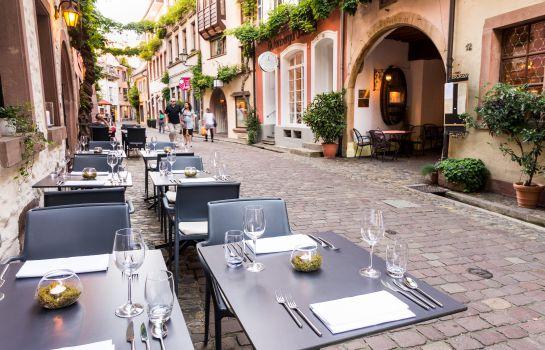 Kreuzblume Hotel und Restaurant-Freiburg im Breisgau-Aussenansicht