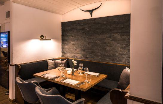 Kreuzblume Hotel und Restaurant-Freiburg im Breisgau-Restaurant