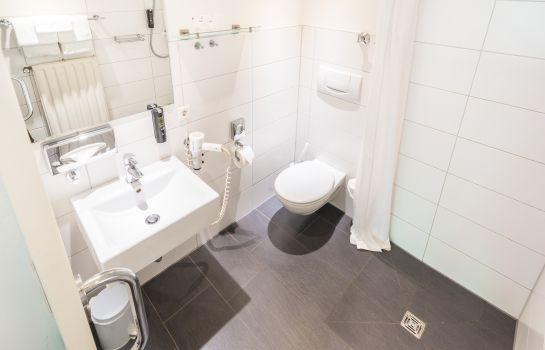Kreuzblume Hotel und Restaurant-Freiburg im Breisgau-Single room standard