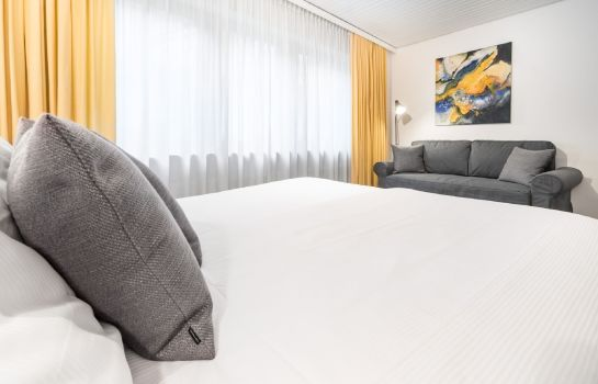 Kreuzblume Hotel und Restaurant-Freiburg im Breisgau-Double room superior