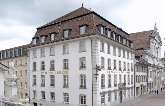 La Couronne Hotel Restaurant