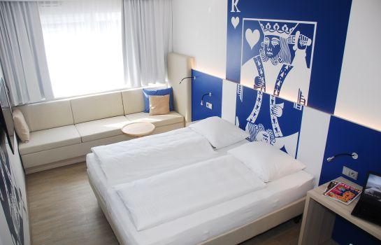 Paderborn: IBB Blue Hotel Paderborn