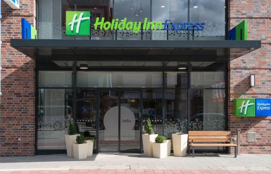 Holiday Inn Express HAMBURG - CITY HAUPTBAHNHOF