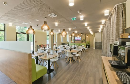 Super 8 Freiburg-Freiburg im Breisgau-Breakfast room