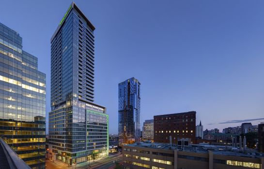 Holiday Inn Hotel & Suites MONTREAL CENTRE-VILLE OUEST