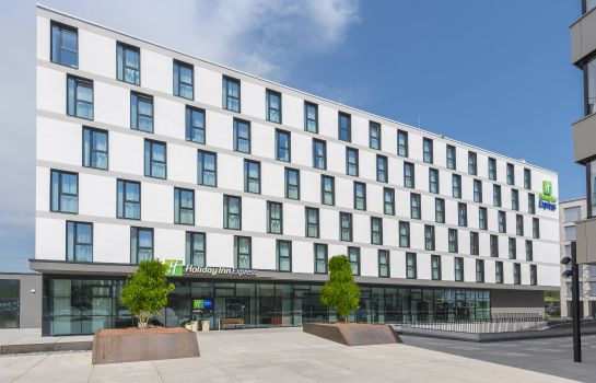 Holiday Inn Express FREIBURG - CITY CENTRE