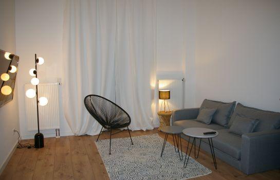 Frankfurt am Main: The Suite Fabric Hotel