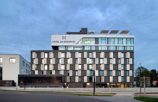 Schwäbisch Gmünd: Hotel am Remspark