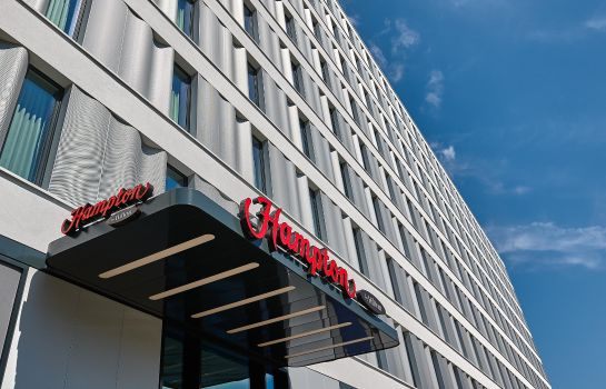 Bild des Hotels Hampton by Hilton Berlin City Centre Alexanderplatz