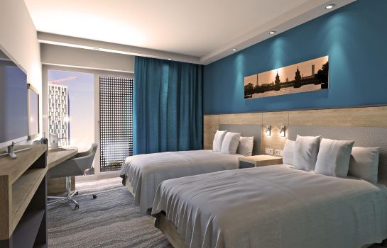 Bild des Hotels Hampton by Hilton Berlin City Centre Alexanderplatz