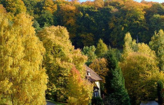 Lettisches Haus-Freiburg im Breisgau-View