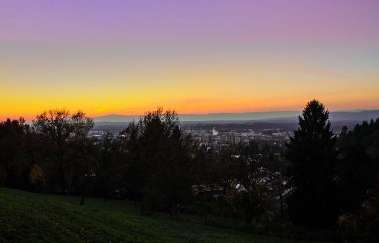 Lettisches Haus-Freiburg im Breisgau-Ausblick