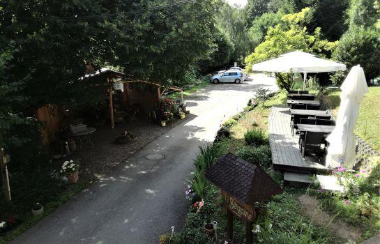 Lettisches Haus-Freiburg im Breisgau-CafeBistro