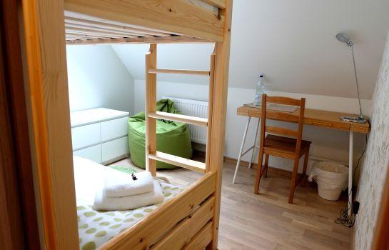 Lettisches Haus-Freiburg im Breisgau-Dreibettzimmer
