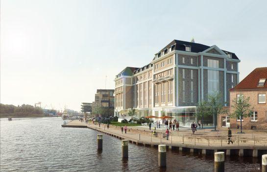 Emden: Hotel am Delft