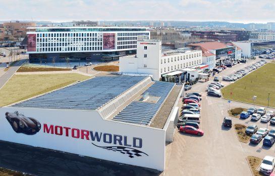 Böblingen: V8 HOTEL Motorworld Region Stuttgart