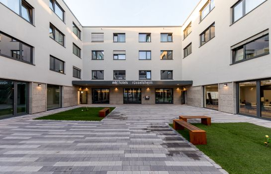 Rüsselsheim: mk hotel rüsselsheim