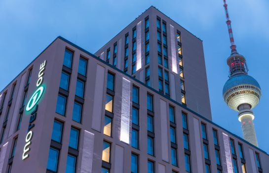 Bild des Hotels Motel One Berlin-Alexanderplatz