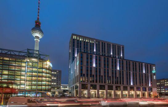 Motel One Berlin-Alexanderplatz