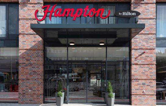 Bild des Hotels Hampton by Hilton Hamburg City Centre