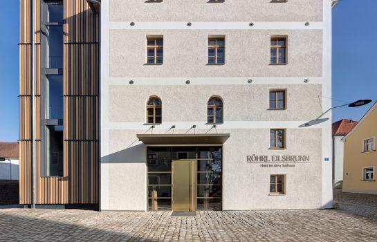 Eilsbrunn: Hotel Röhrl - Hotel im alten Sudhaus