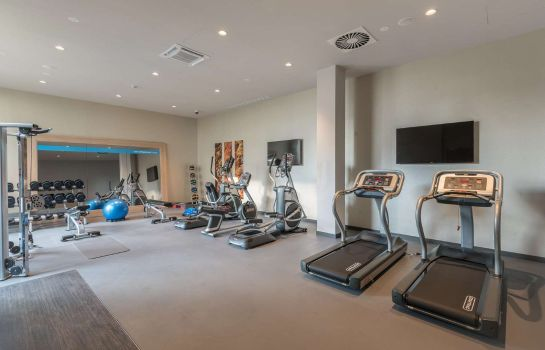 Hampton by Hilton Freiburg-Freiburg im Breisgau-Wellness and fitness area