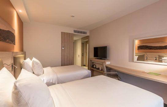 Hampton by Hilton Freiburg-Freiburg im Breisgau-Room
