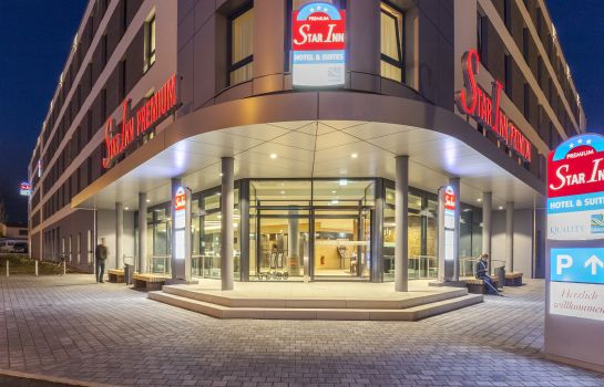Star Inn Hotel & Suites Premium Heidelberg by Quality