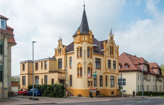 Wismar: Hotel Knöpel